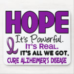 ESPERANZA 1 de la enfermedad de Alzheimer Alfombrilla De Ratones