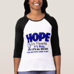 ESPERANZA 1 del ALS Lou Gehrig's Disease Camisetas