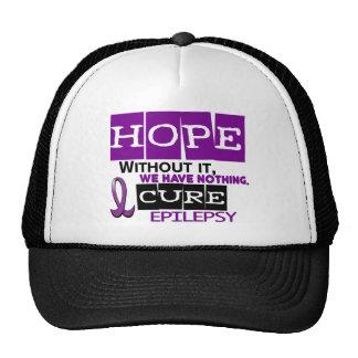 ESPERANZA 2 de la epilepsia Gorras De Camionero