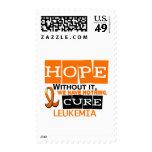 ESPERANZA 2 de la leucemia Sellos