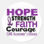 ESPERANZA 3 de la enfermedad de Alzheimer Etiqueta