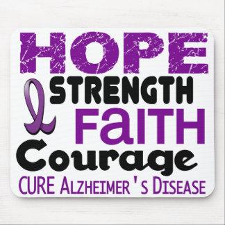 ESPERANZA 3 de la enfermedad de Alzheimer Alfombrilla De Ratones