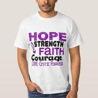 ESPERANZA 3 de la fibrosis quística Camisas