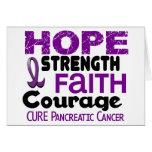ESPERANZA 3 del cáncer pancreático Felicitaciones