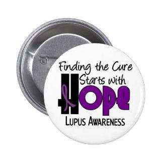 ESPERANZA 4 del lupus Pins