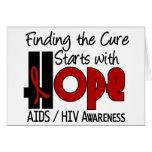 ESPERANZA 4 DEL VIH DEL SIDA FELICITACIÓN