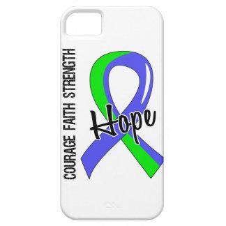 Esperanza 5 EDS de la fe del valor iPhone 5 Carcasas