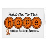 ESPERANZA 6 del ms de la esclerosis múltiple Felicitacion