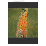 Esperanza abandonada de Gustavo Klimt Tarjetas