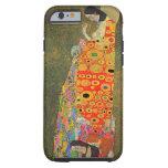 Esperanza abandonada Klimt de Gustavo Funda De iPhone 6 Tough