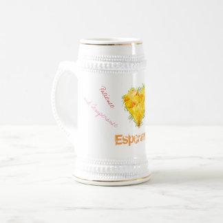 Esperanza Beer Stein