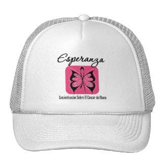 Esperanza - Cancer de Mama Trucker Hats