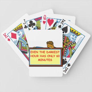 esperanza baraja de cartas