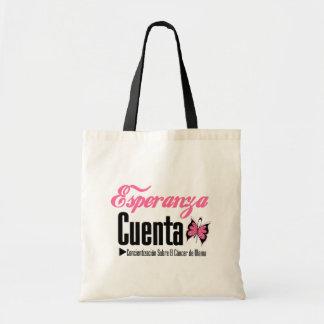 Esperanza Cueta - Cancer De Mama Bag