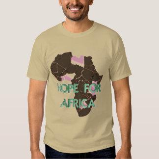 Esperanza de África Poleras
