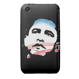 Esperanza de Barack Obama de la luz del cambio iPhone 3 Case-Mate Cobertura