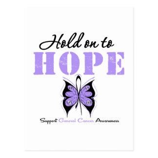 Esperanza de general Cancer Hold On To Postales