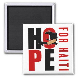 Esperanza de Haití Imán De Frigorífico
