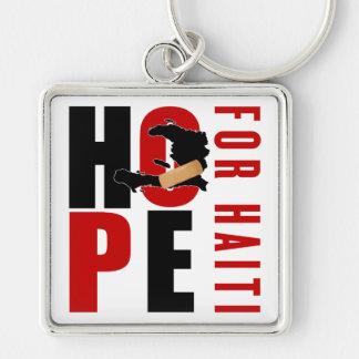 Esperanza de Haití Llaveros