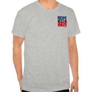 Esperanza de Haití T Shirts
