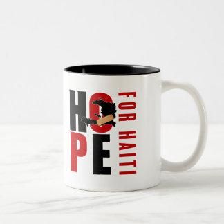 Esperanza de Haití Tazas De Café