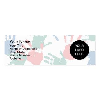 Esperanza de Hyundai en tarjeta de visita adaptabl