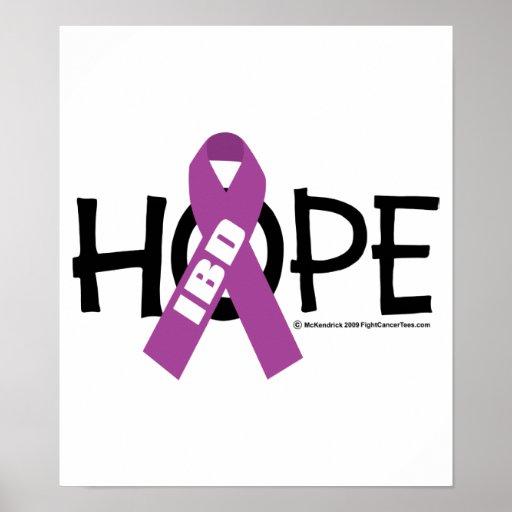 Esperanza de IBD Poster
