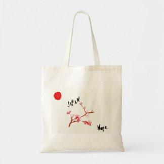Esperanza de Japón de la flor de cerezo de la acua Bolsa Tela Barata