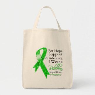 Esperanza de la ayuda de la salud mental bolsas
