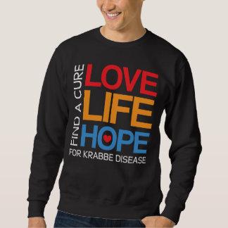 Esperanza de la vida del amor - enfermedad del sudaderas