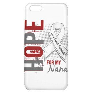 Esperanza de mi cáncer de pulmón de Nana