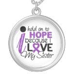 Esperanza de mi fibrosis quística de la hermana joyeria personalizada