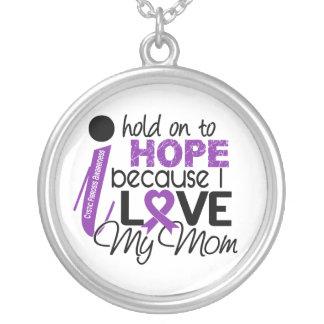 Esperanza de mi fibrosis quística de la mamá collares