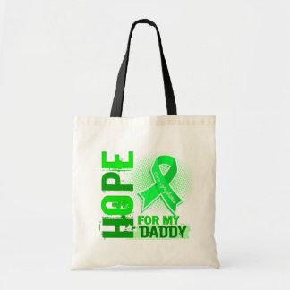 Esperanza de mi linfoma del papá bolsa