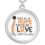 Esperanza de mi ms de la esclerosis múltiple de la collares