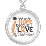 Esperanza de mi ms de la esclerosis múltiple del m joyeria personalizada