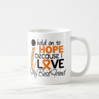Esperanza de mi ms de la esclerosis múltiple del m taza