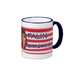 Esperanza de Palin de la taza de café de la mañana