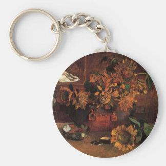 Esperanza de Paul Gauguin arte del impresionismo Llaveros Personalizados