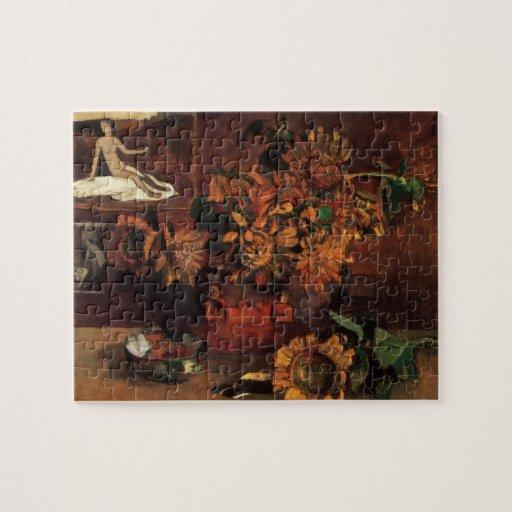 Esperanza de Paul Gauguin, arte del impresionismo Rompecabeza Con Fotos