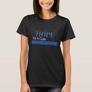 Esperanza de una camisa de la artritis reumatoide