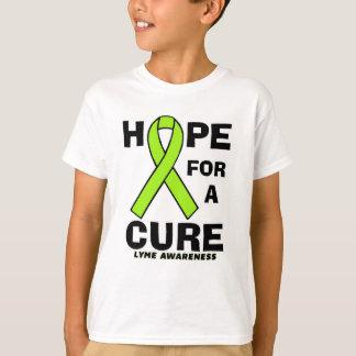 Esperanza de una curación Lyme Poleras