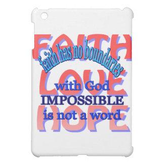 Esperanza del amor de la fe
