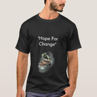 Esperanza del cambio playera