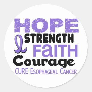 ESPERANZA del esófago 3 del cáncer Etiqueta