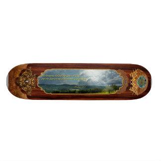 - Esperanza eterna - salmos inspirados 19-1 Tabla De Patinar