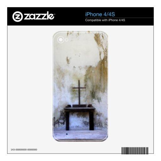 Esperanza histórica iPhone 4S skin