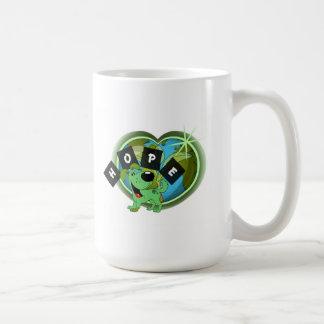 Esperanza (hoja - Día de la Tierra) Taza De Café