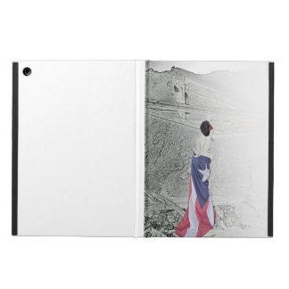Esperanza - image with fade iPad air cover