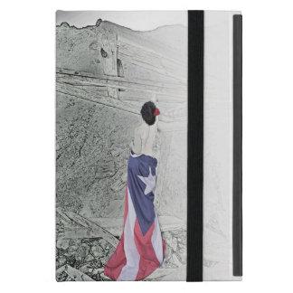 Esperanza - image with fadeout case for iPad mini